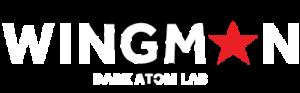 wingman dark atom ltd logo